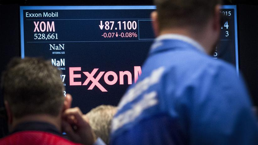 Millionenstrafe gegen Exxon: Verstoß gegen Russland-Sanktionen