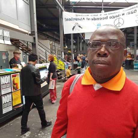 G20-Solidaritätsgipfel: Agrarökonom Fanwell Kenala Bokosi aus Simbabwe