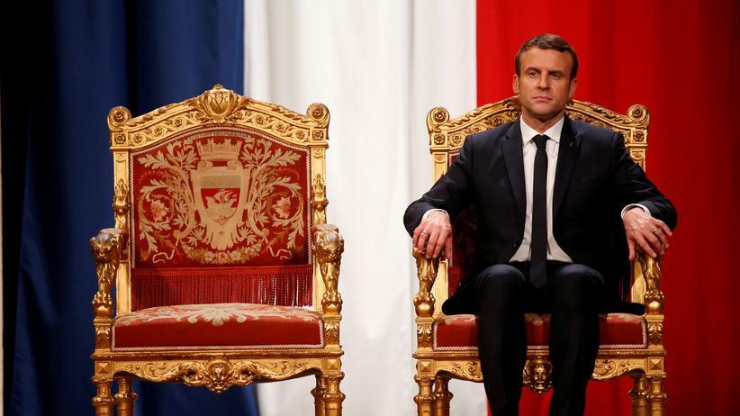 Emmanuel Macron: Rockstarauftritte allein reichen nicht
