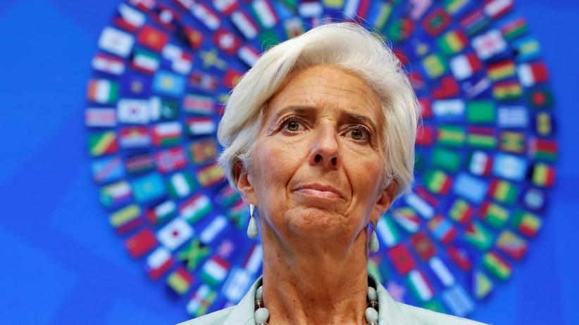 Schuldenkrise: IWF genehmigt weitere Milliardenhilfe für Griechenland