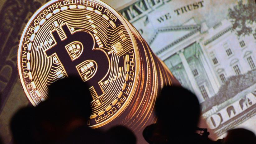 Bitcoin: Die Kryptowährung Bitcoin ist erst vor sieben Jahren entstanden.