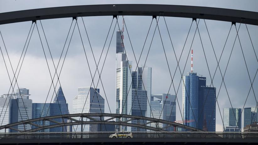 Cum-Ex: Frankfurter Skyline