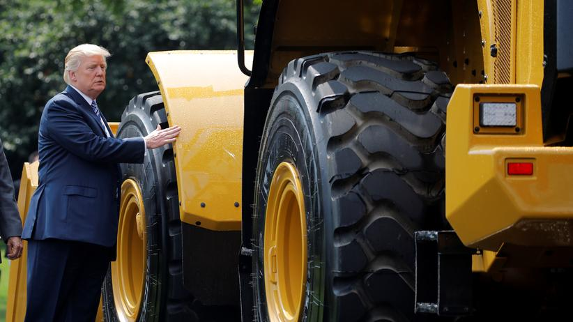 USA: Der CEO im Weißen Haus beunruhigt die Wirtschaft