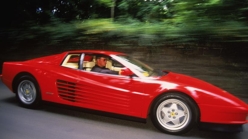 Markenrechtsstreit: Ein Ferrari Testarossa