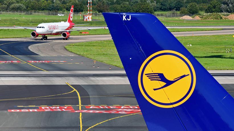 Air Berlin: Ein Airbus von Air Berlin