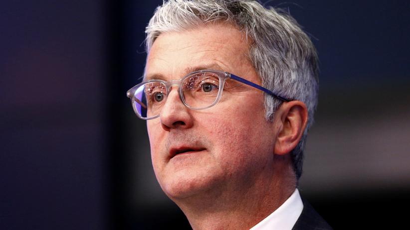 Dieselaffäre: Audi-Chef Rupert Stadler