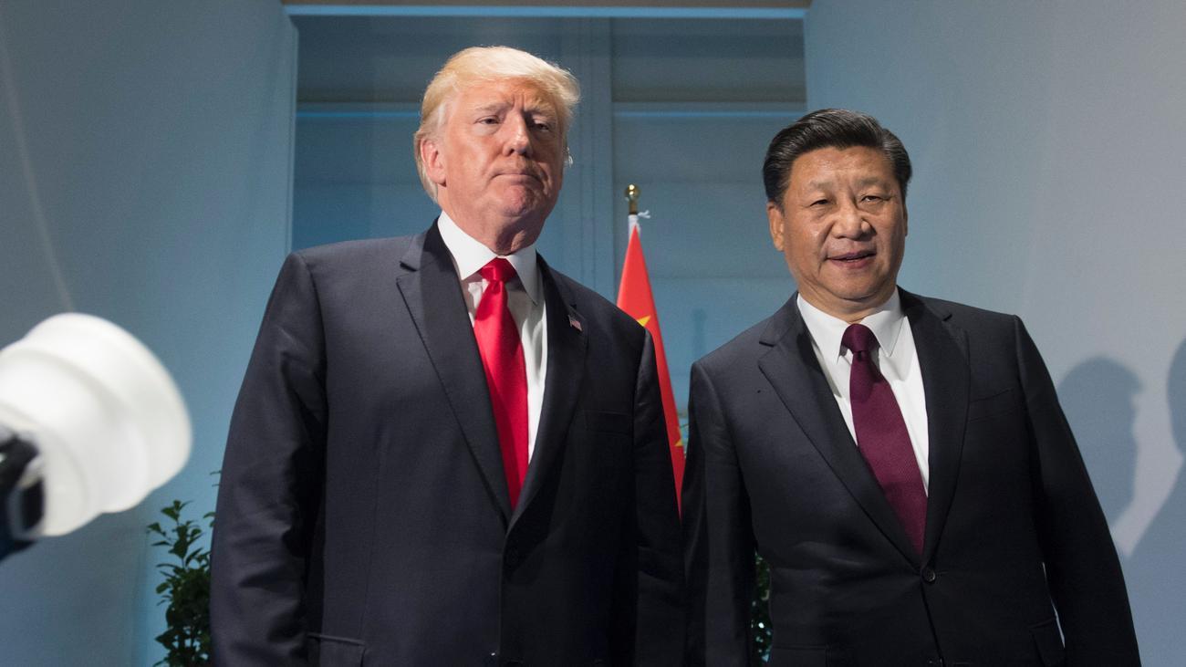693ffd06e58d Im Streit über chinesische Handelspraktiken erhöht US-Präsident Donald  Trump den Druck auf die Volksrepublik. Er wies die Behörden an, Chinas  Umgang mit ...