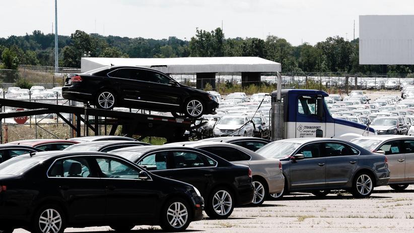 Abgas-Skandal: Über drei Jahre Haft für VW-Ingenieur in USA