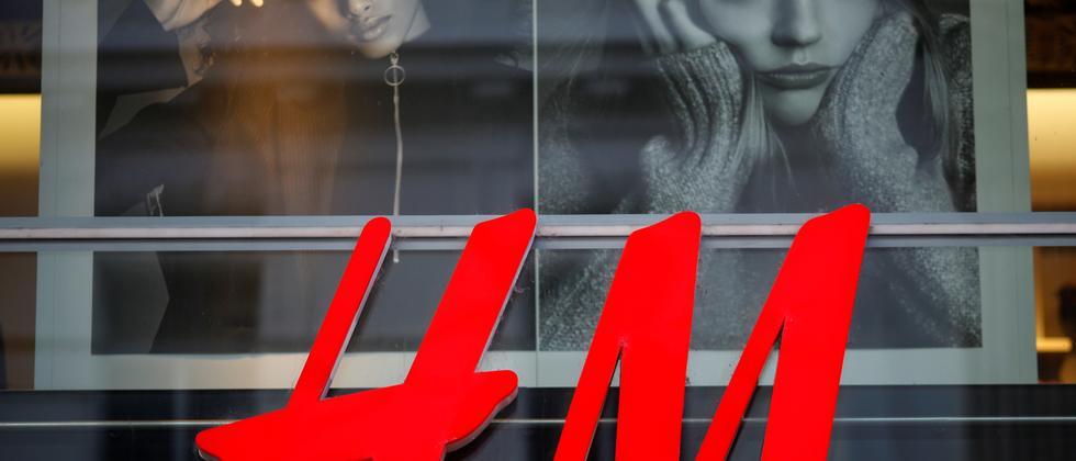 H&M-Geschäft in Wien