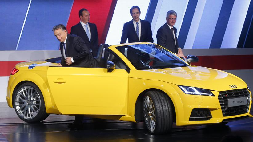 Audi und Daimler: Distanziert euch von den Autokraten!