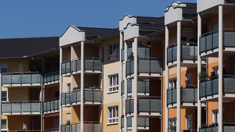 Miete: Wohnsiedlung in Germering bei München