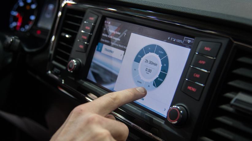 Datenschutz: Das Auto sammelt immer mehr Daten und wertet diese aus.