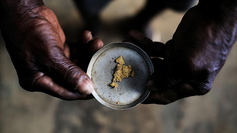 Goldminen in Brasilien: Dreckiges Gold