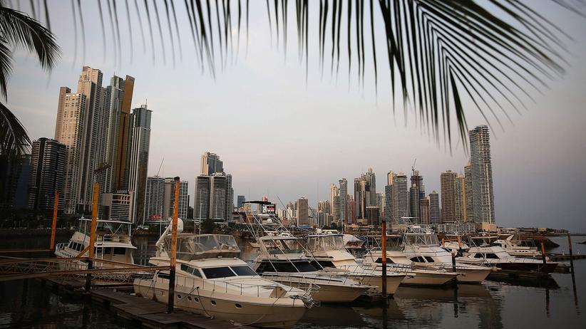 EU: Panama gilt als eine der größten Steueroasen der Welt.