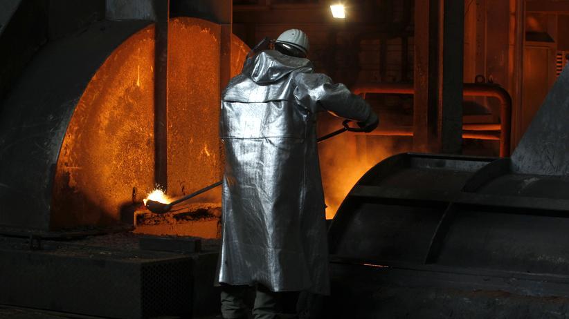 Stahlbranche: ThyssenKrupp und Tata Steel einigen sich auf Fusion