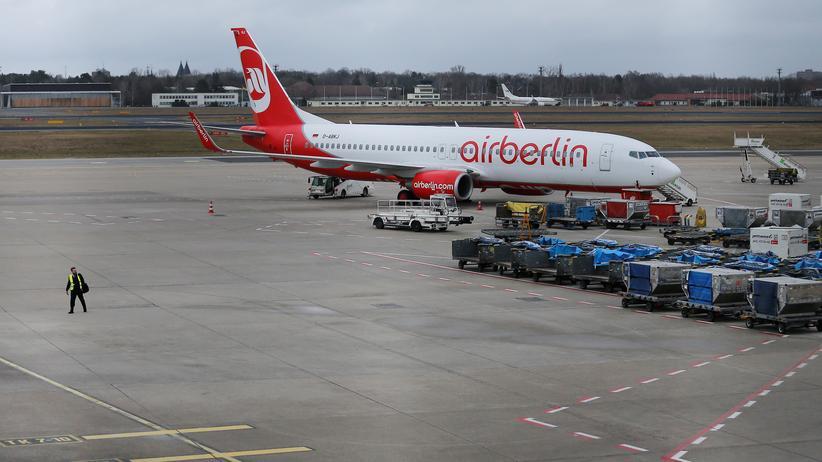 Fluglinie: Air Berlin plant offenbar zahlreiche Kündigungen
