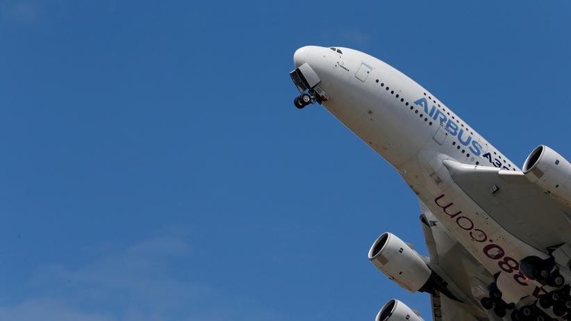 Staatsanwaltschaft soll Korruptionsklage gegen Airbus vorbereiten