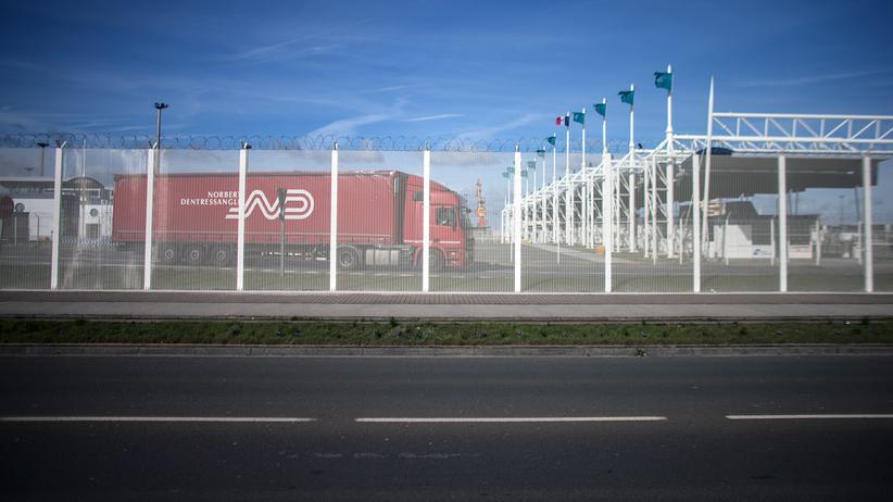 Brexit: Die Ausfuhren von Deutschland nach Großbritannien sind seit Juni 2016 rückläufig.