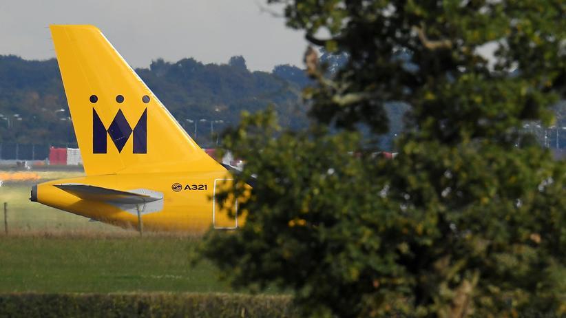Großbritannien: 110.000 Passagiere sitzen nach Airline-Pleite fest