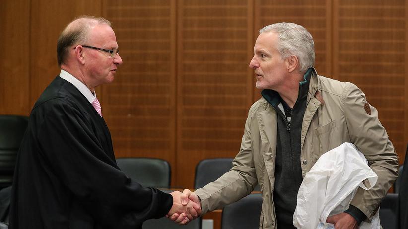 Oberlandesgericht Frankfurt: Schweizer legt Geständnis im Spionageprozess ab