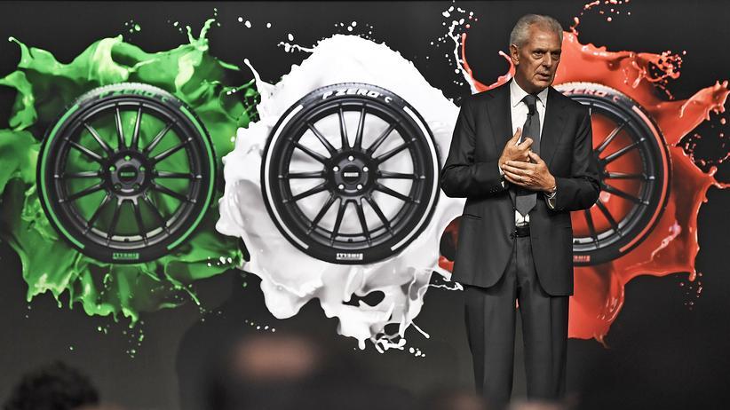 Arbeitsmarkt: Italienische Wirtschaftskraft: Pirelli-Chef  Marco Tronchetti Provera
