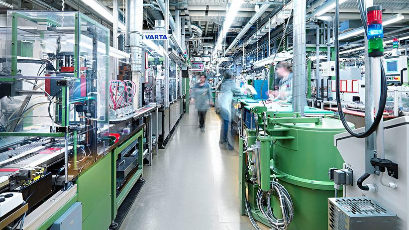 Batteriehersteller: Varta startet mit Höchstpreis an der Börse