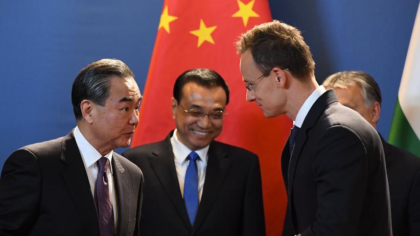Neue Seidenstraße: China investiert in Europas Spaltung