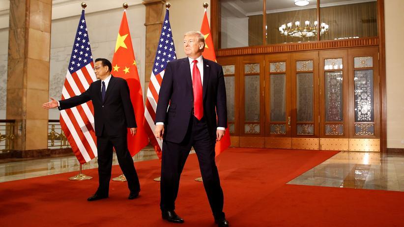 Freihandelsabkommen: Trump allein gegen China