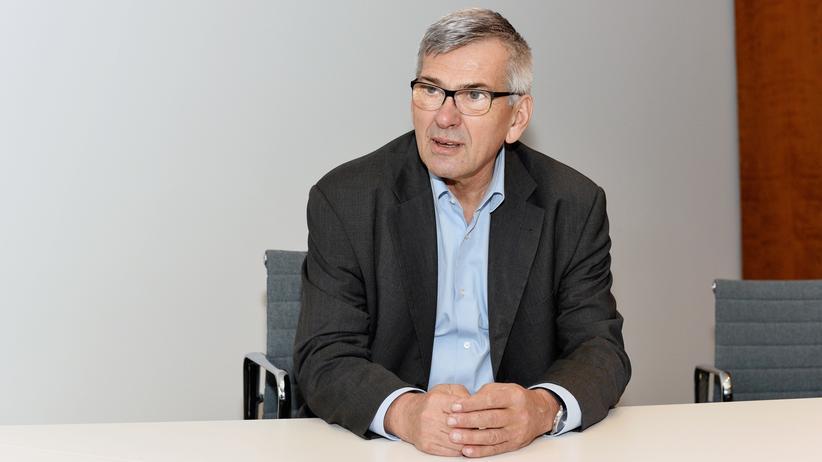 IG Metall: IG-Metll-Chef Jörg Hofmann