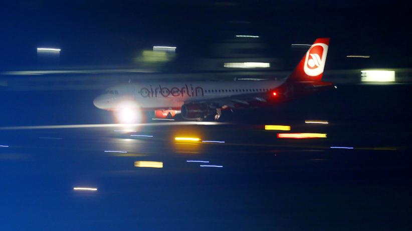 Air Berlin: Gläubiger könnten leer ausgehen