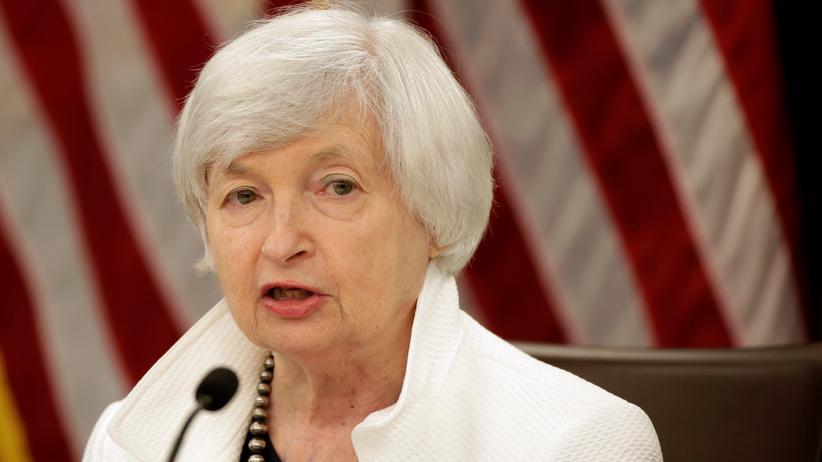 US-Notenbank: Janet Yellen verlässt Fed-Führung