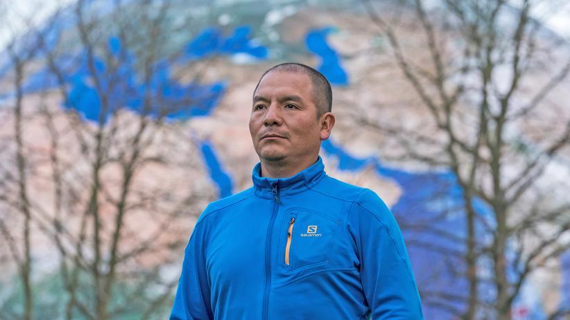 Klimawandel: Der Bauer Saúl Luciano Lliuya verlangt von RWE, sich an den Kosten für die Schutzmaßnahmen gegen eine drohende Überflutung seines Hauses zu beteiligen.