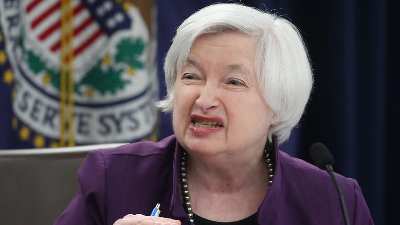 US-Notenbank: Das Geld bleibt billig