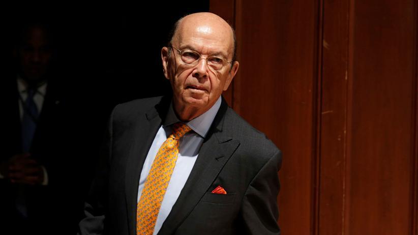 Wilbur Ross: US-Handelsminister verteidigt Russland-Investments