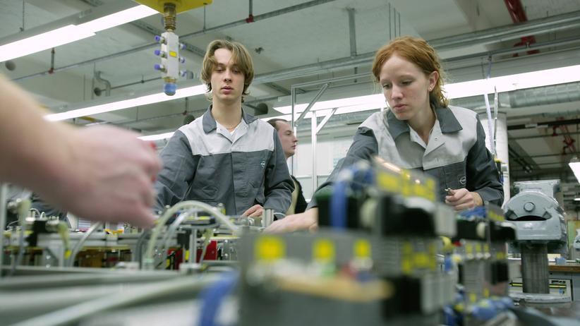 Bertelsmann-Stiftung: Weniger Ausbildungsplätze, weniger Bewerber