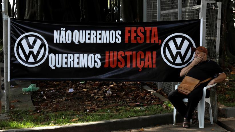 Volkswagen: VW unterstützte Militärdiktatur in Brasilien