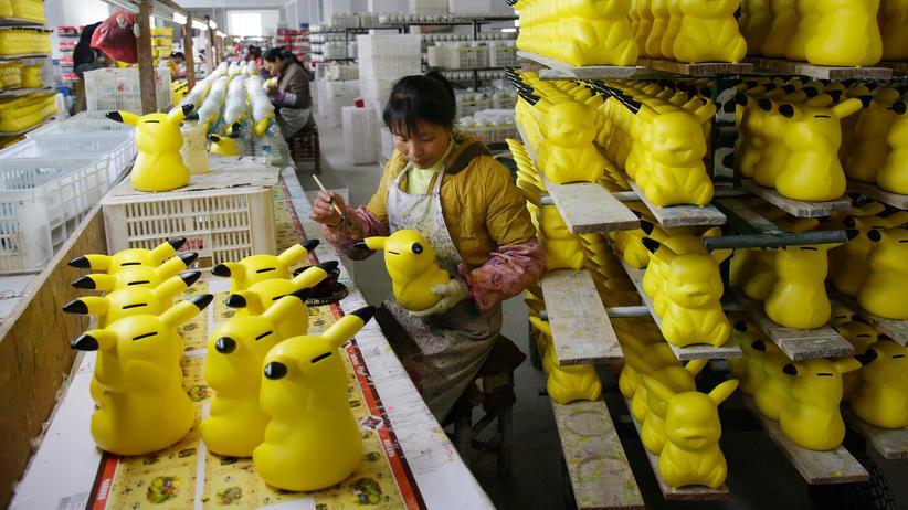 China: EU schützt sich vor Billigimporten