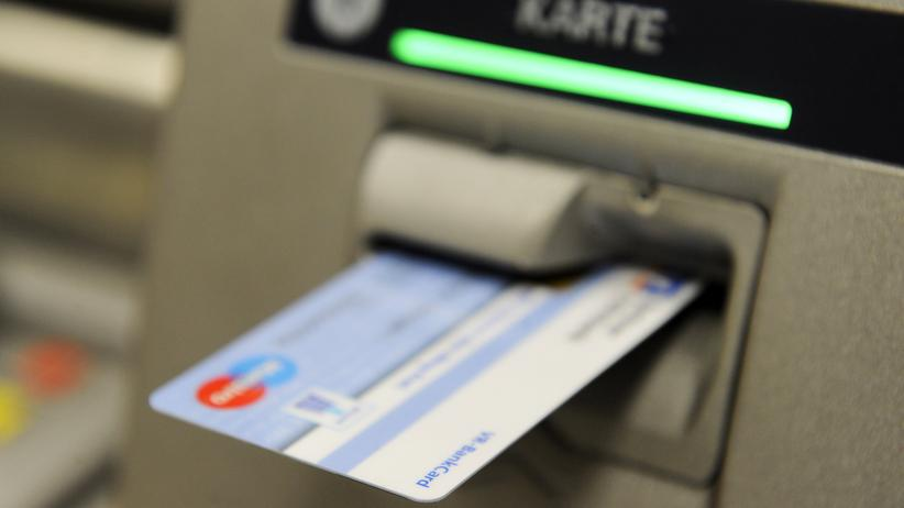 Diebstahl am Geldautomaten: Berlin ist Deutschlands Skimming-Hauptstadt