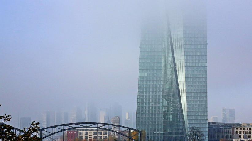 Europäische Zentralbank: EZB lässt Leitzins auf Rekordtief