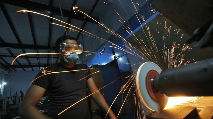 Studie: Indien wird 2018 fünftgrößte Wirtschaftsmacht