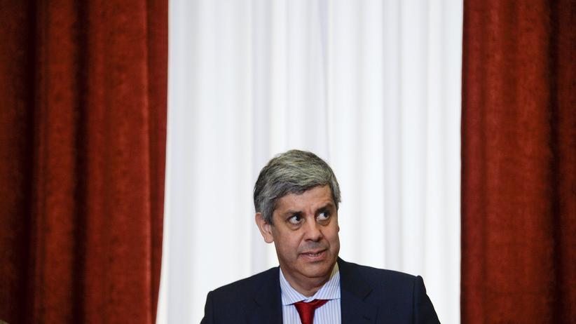 Mário Centeno: Portugals Finanzminister wird neuer Eurogruppenchef