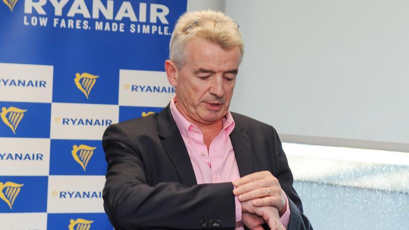 Fluggesellschaft: Ryanair erkennt erstmals Gewerkschaften an