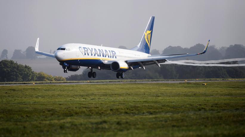 Ryanair: Anklage wegen scheinselbstständiger Piloten