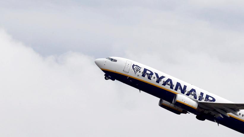 Air Berlin: Ryanair möchte in Zukunft auch von Berlin-Tegel fliegen.