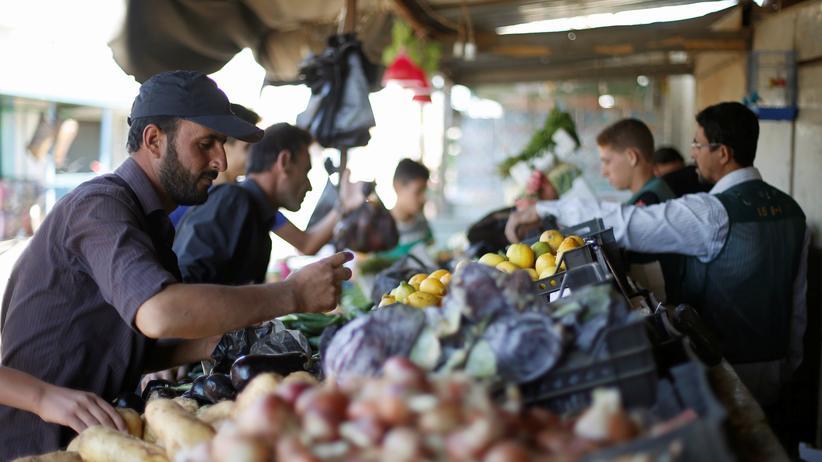 Syrien: Deutschland finanziert 80.000 Jobs in Krisengebiet