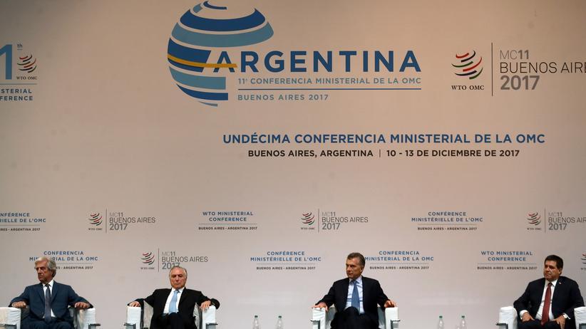 Welthandelsorganisation: WTO-Länder einigen sich in keinem einzigen Punkt