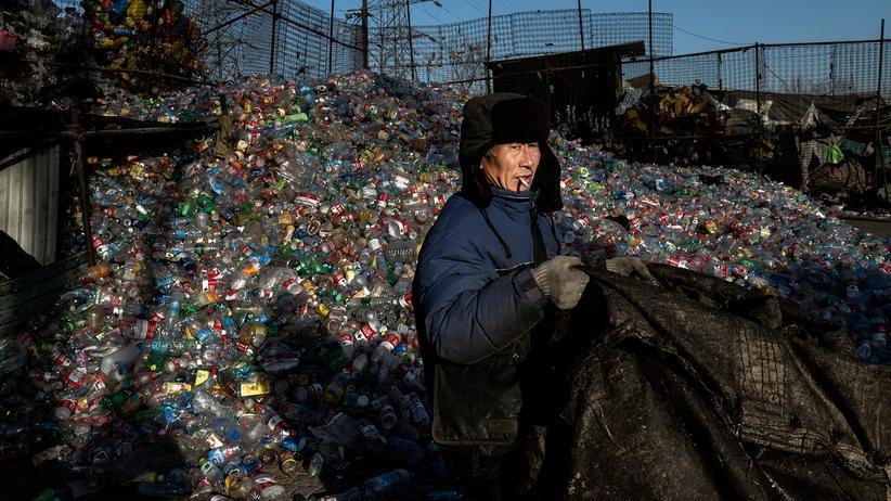 Müllexporte nach China: Die Weltmüllkippe schließt
