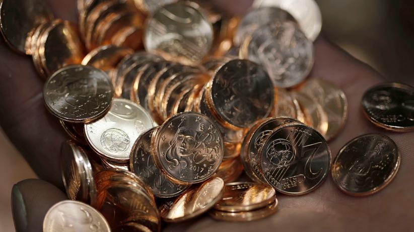Staatsfonds: Einen Überschuss von 18 Milliarden Euro haben Bund, Länder und Gemeinden gerade erwirtschaftet.