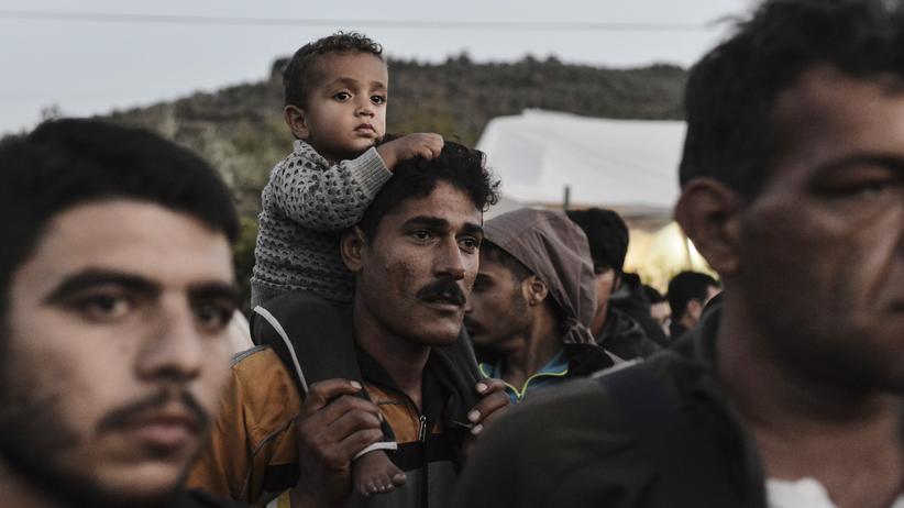 Flüchtlingslager auf Lesbos: Hier scheitert Europa