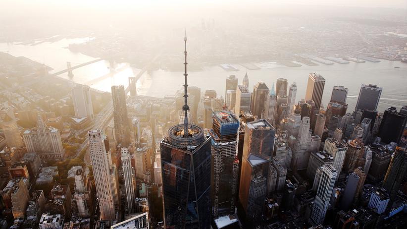 Klimawandel: New York verklagt Ölkonzerne